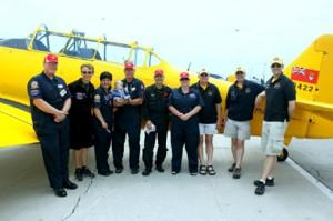 Hamilton Crew 2012_1